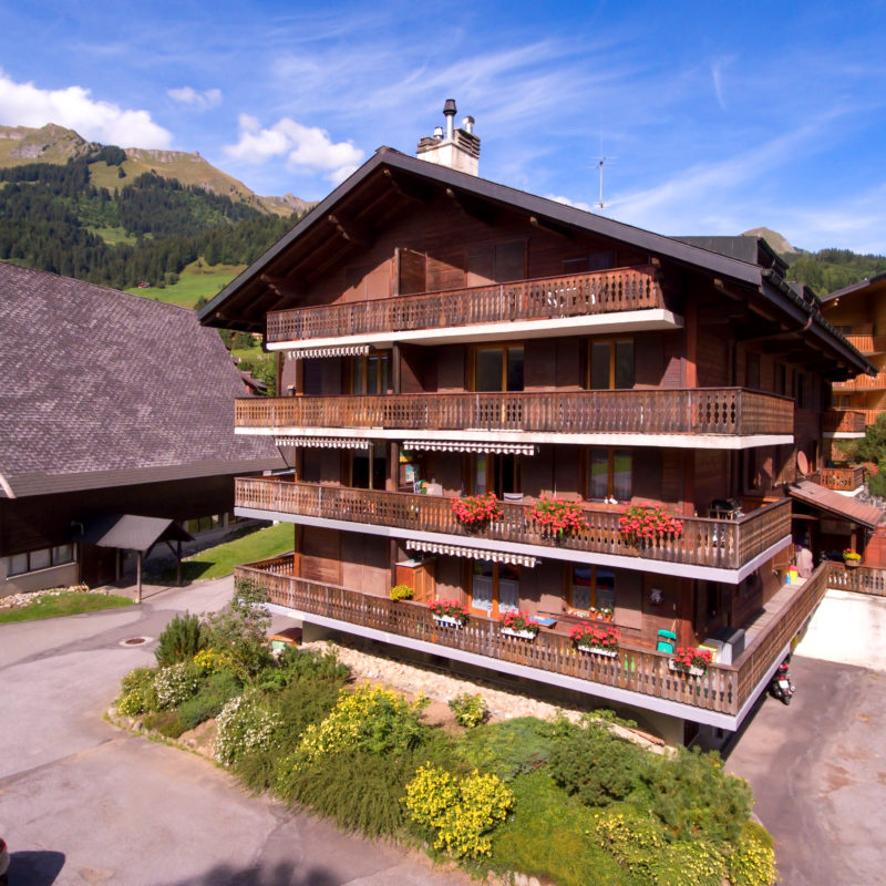 CONDOMINIUM VAL-NEIGEApartment with lift and in the village