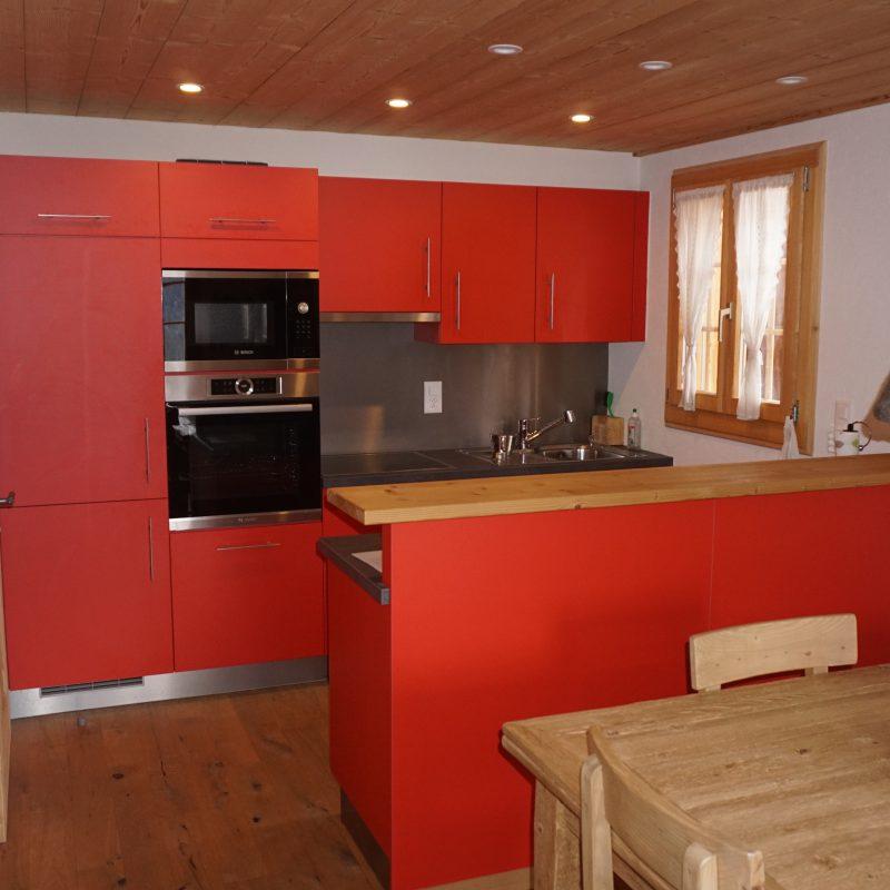 PPE LISE-MARIE 1Superbe Appartement entièrement rénové Avec Magnifique Vue sur le Massif et le Village