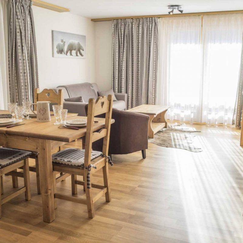 CONDOMINIUM ERMITAGE A40NEW APARTMENT IN THE  VILLAGE FITNESS, SAUNA AND CARNOTZET