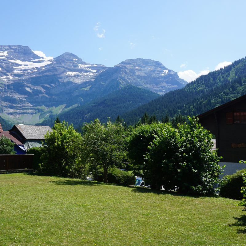 CONDOMINIUM DIABLERETS-PARC BApartment inthe Village with Lift and Parking Place